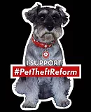 Supported By #PetTheftReform